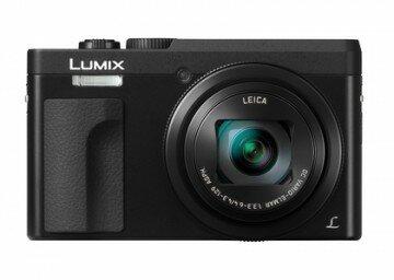 Panasonic DC-TZ91 schwarz Digitalkamera