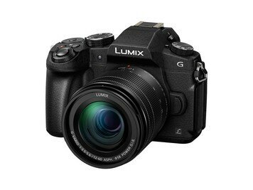 Panasonic Lumix DMC-G81 Kit inkl. 3,5-5,6 / 12-60 mm ASPH. POWER OIS