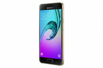 Samsung A310F Galaxy A3 (2016) gold