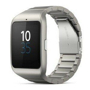 Sony SmartWatch 3 SWR 50 metallic