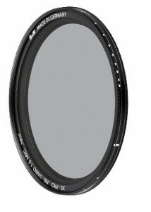 B+W XS-Pro Digital ND Vario-Filter MRC nano 58mm