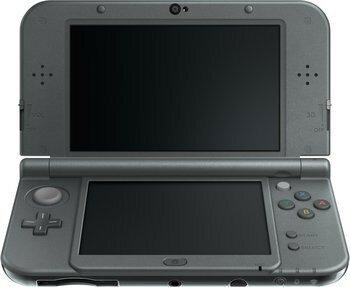Nintendo 3DS XL  - Spielekonsole Inkl. Speicherkarte mit 4GB Speicher Silber/Schwarz