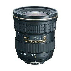 Tokina ATX 2,8 / 11-16 mm Pro DX II Canon-AF