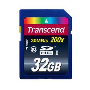 Transcend SDHC-Karte 32GB Class10