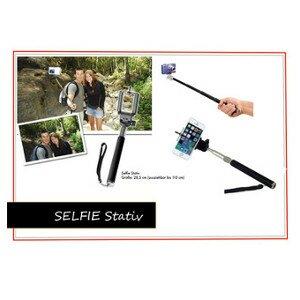 Euratio CPS Selfie Stativ schwarz