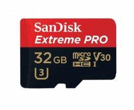 SanDisk 32GB microSDHC-Karte Extreme PRO