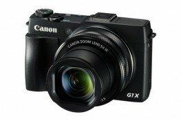 Canon PowerShot G1X Mark II schwarz