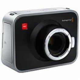 Blackmagic Cinema Kamera 2,5K EF