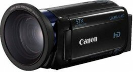 Canon LEGRIA HF-R67 Full-HD Camcorder schwarz