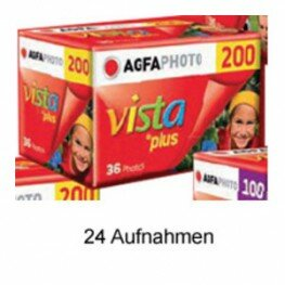 AgfaPhoto Vista Plus KB CN 200 135/24