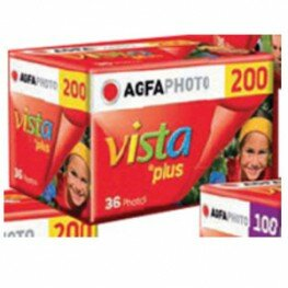 AgfaPhoto Vista Plus KB CN 200 135/36