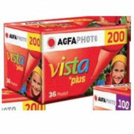 AgfaPhoto Vista Plus KB CN 200 135/36