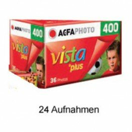 AgfaPhoto Vista Plus KB CN 400 135/24