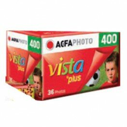 AgfaPhoto Vista Plus KB CN 400 135/36