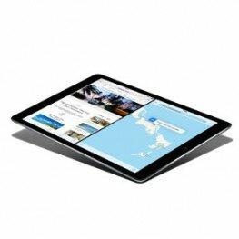 Apple iPad Pro 32 GB Wifi silber ML0G2FD/A