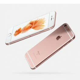 Apple iPhone 6s, 16 GB rosegold, MKQM2ZD/A