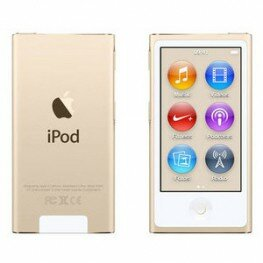 Apple iPod nano 8G 16GB gold, MKMX2QG/A