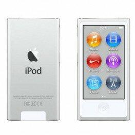 Apple iPod nano 8G 16GB silber, MKN22QG/A