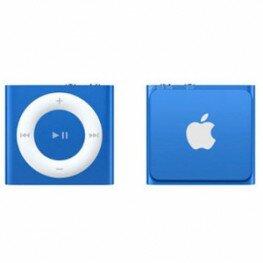Apple iPod shuffle 6G 2GB blau, MKME2FD/A