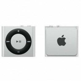 Apple iPod shuffle 6G 2GB silber, MKMG2FD/A