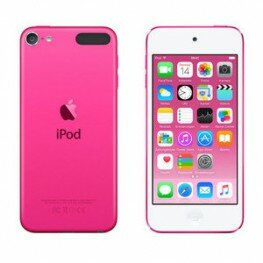 Apple iPod touch 6G 16GB pink, MKGX2FD/A