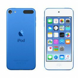 Apple iPod touch 6G 64GB blau, MKHE2FD/A