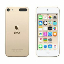 Apple iPod touch 6G 64GB gold, MKHC2FD/A