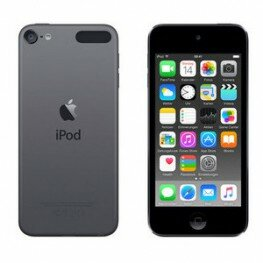 Apple iPod touch 6G 64GB spacegrau, MKHL2FD/A