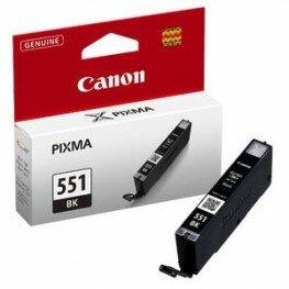 Canon Tinte CLI-551bk photoschwarz 7ml