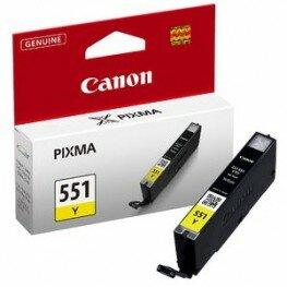 Canon Tinte CLI-551y yellow 7ml