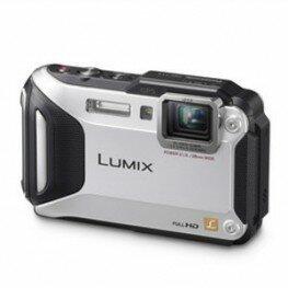 Panasonic Lumix DMC-FT5 EG-S silber