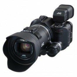 JVC GC-PX100BEU Ultra-High-Speed Camcorder