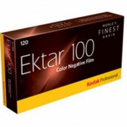 Kodak EKTAR 100 120 5er Pack