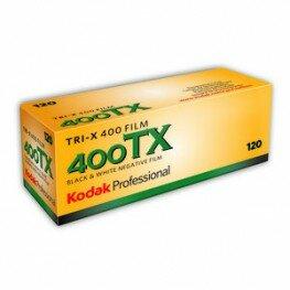 Kodak TRI-X 400 TX 120 5er Pack