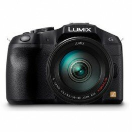 Panasonic Lumix DMC-G6 Kit inkl. 3,5-5,6 / 14-140 mm Power OIS schwarz