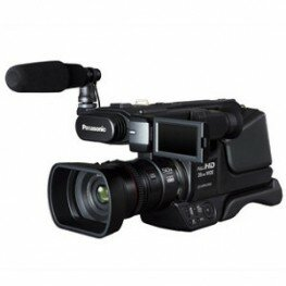 Panasonic Professional AG-AC8EJ AVCCAM Schultercamcorder