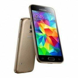 Samsung G800F Galaxy S5 mini copper-gold