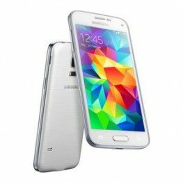 Samsung G800F Galaxy S5 mini shimmery-white