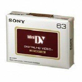 Sony DVM63HDV Mini-DV Kassette