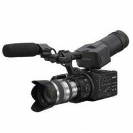 Sony NEX-FS700RH NXCAM-Camcorder mit SELP18200