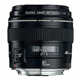 Canon EF 1,8/85mm USM