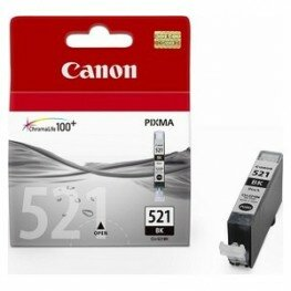 Canon CLI-521bk schwarz