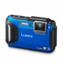 Panasonic Lumix DMC-FT5 EG-A blau