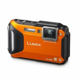 Panasonic Lumix DMC-FT5 EG orange