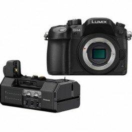 Panasonic Lumix DMC-GH4 Body inkl. Video-Interface DMW-YAGHE