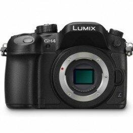 Panasonic Lumix DMC-GH4 Body schwarz
