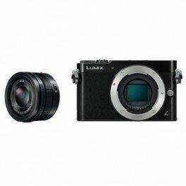 Panasonic Lumix DMC-GM5 inkl. LEICA DG SUMMILUX 1,7 / 15 mm ASPH.