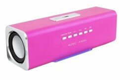 Technaxx MusicMan MA Soundstation pink