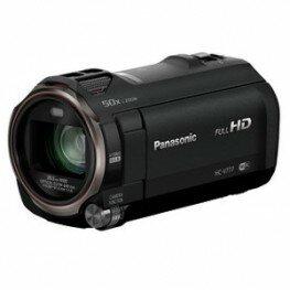 Panasonic HC-V777 EG-K Full-HD Camcorder schwarz