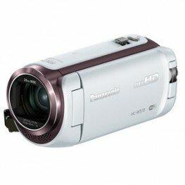 Panasonic HC-W570 EG-W Full-HD Camcorder weiss